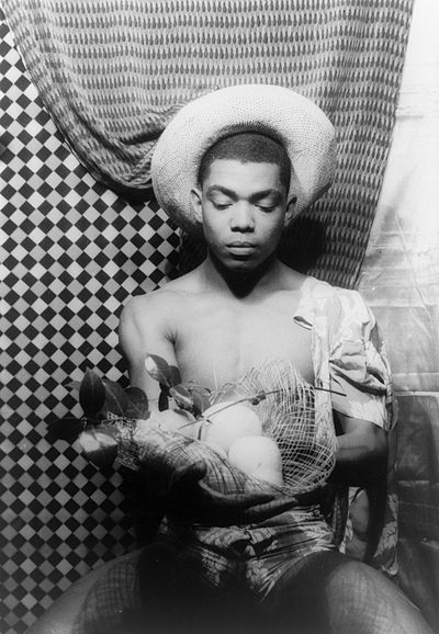 Alvin Ailey in 1955.
