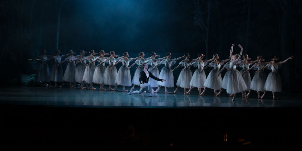 Boston Ballet's Giselle in 2019.
